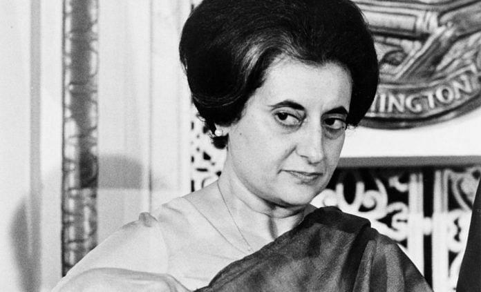 news on Indira Gandhi